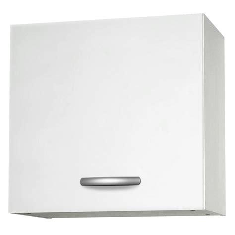 porte meuble cuisine leroy merlin meuble de cuisine haut 1 porte blanc h57 x l60 x p35 cm