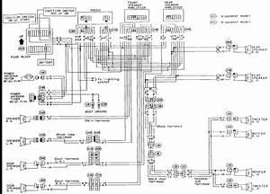 1993 Nissan D21 Wiring Diagram