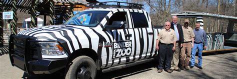 binder zoo park transportation