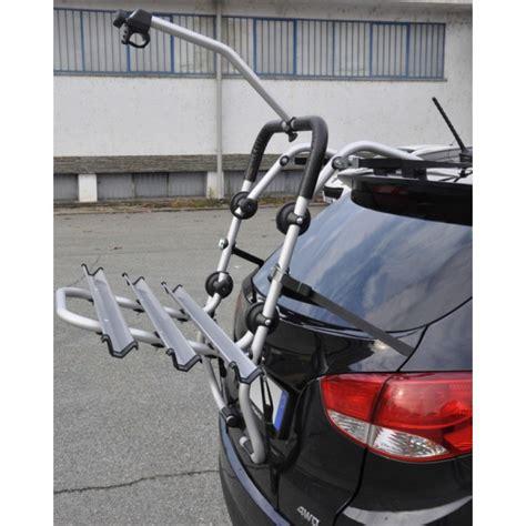 porta bici auto portabici posteriore per auto gev fido