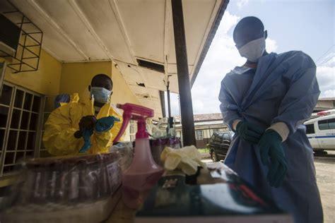 ebola outbreak liberia seals borders  check spread
