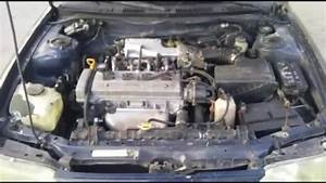Toyota Corolla 7afe Engine Rebuild Install Pistions