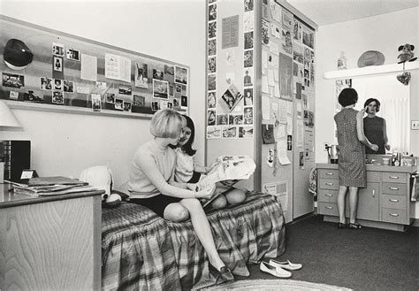 17 Best Images About Vintage Dorm Life On Pinterest