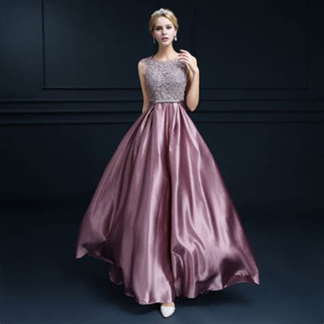 womens bridesmaid dresses dress vestido fashion scoop floor length prom dresses 2016 prom dress prom dress