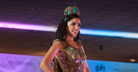 Miss Universe Egypt Bullied As A Teen For Weighing 220 Lbs