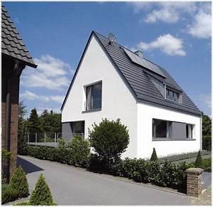 Anbau Einfamilienhaus Beispiele : haus fassadenfarbe muster ir38 hitoiro ~ Lizthompson.info Haus und Dekorationen