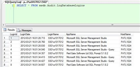 sql trigger audit table changes various triggers part 1 ramblings of a crafty dba