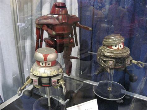 San Diego Comic Con 2009: Original Movie Props on Display ...