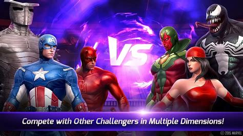 Marvel Future Fight Bashes Its Way Into The Google Play Store