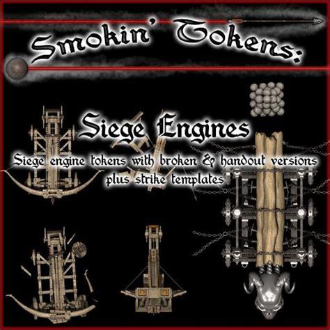 siege engines smokin 39 tokens siege engines roll20 marketplace