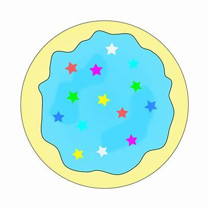 Cookie Sugar Clipart Clip Cookies Frosted Frosting
