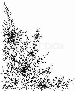Weihnachtsmotive Schwarz Weiß : les fleurs du mal 279 eau forte schwarz wei floral background verfeinert vektor illustration ~ Buech-reservation.com Haus und Dekorationen