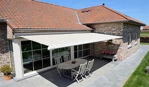 Store A Banne : store banne store pour une terrasse ombrag e brustor ~ Premium-room.com Idées de Décoration