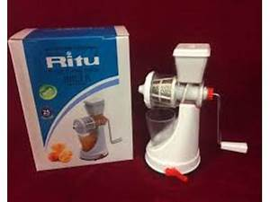 Manual Fruits And Vegetable Juicer   Extractor Nairobi