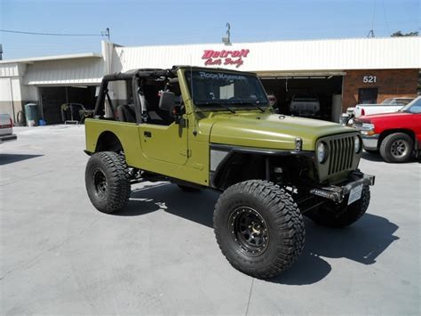 jeep wrangler military green army jeep flat green jeep enthusiast