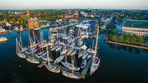 Annapolis Boat Show by Annapolis Boat Show Will Rise Above After Flooding