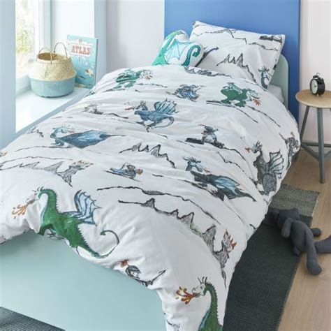 Boys Bedding Dragons and Knights   AA Design Interior