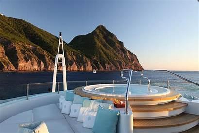 Luxury Yacht Maraya Motor Yachts Charters Caribbean