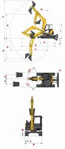 Gehl M100 Excavator