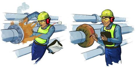 Pipe Safety Shields Also Known As Flange Guards Are Used