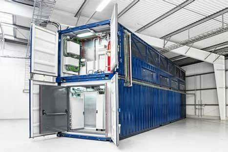 airflow management considerations   containerized data center