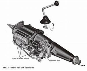 Swap 1965 Mustang 3 Speed Manual For 4 Speed Toploader