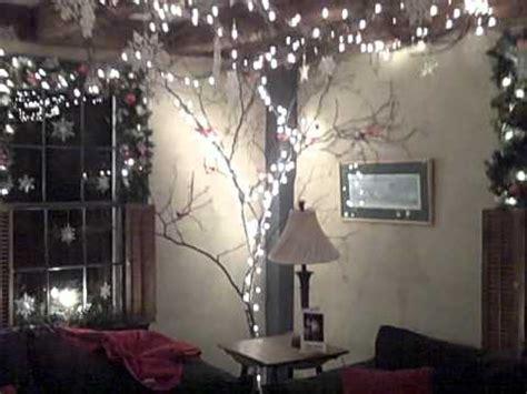 inn restaurant christmas decorations  north