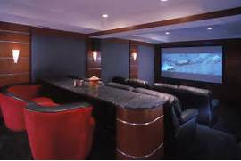 Home Theater Designs by Fresh Modern Home Theater Setup 15008