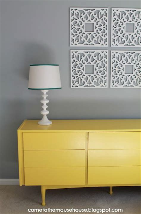 gray and yellow furniture best 25 yellow dresser ideas on pinterest white and yellow desk yellow desk and desk makeover