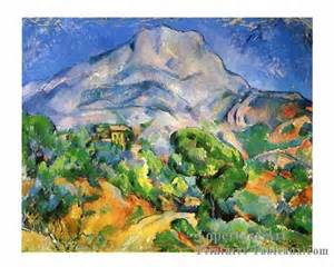 Cezanne Peintre by Art 3 Yxm023cb Vue Post Impressionnisme Peintre Paul