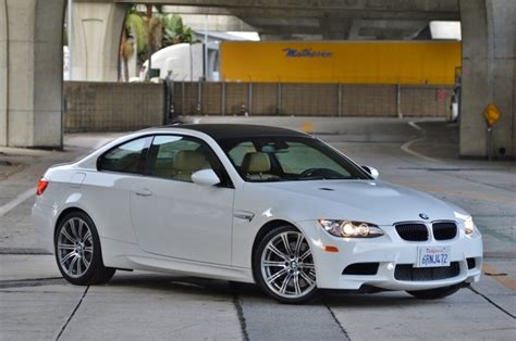 32k-mile 2011 Bmw M3 Coupe 6-speed For Sale On Bat