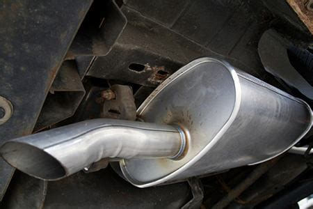replacing  upgrading  car muffler doityourselfcom