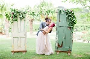 theme pour mariage idée thème mariage nature pour une ambiance fraîche et magique