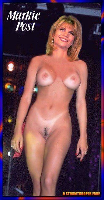 post naken markie