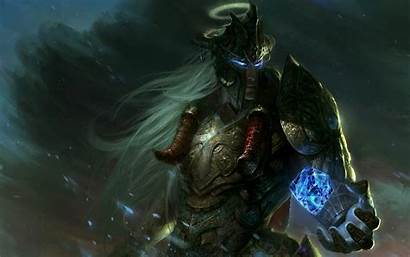 Artwork Fantasy Sorcerer Wizard Warrior Magic Mage