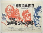 Young Savages (The) - Original Cinema Movie Poster From ...
