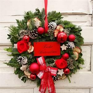 Deko Weihnachten Adventskranz : adventskranz rot weihnachtsdekoration weihnachten deko adventsgesteck kranz eur 84 00 ~ Sanjose-hotels-ca.com Haus und Dekorationen
