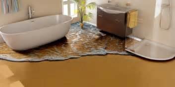 bathroom floor coverings ideas guide to 3d flooring and 3d bathroom floor designs