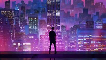 4k Digital Watching Wallpapers Artist Alone Backgrounds