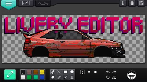 Pixel Car by Pixel Car Racer Android Apps On Play