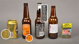 New Zealand  Warning Labels On Alcohol Containers Highly