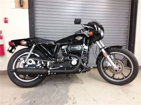 Harley Davidson Cafe Racer For Sale by 1977 Harley Davidson Xlcr Cafe Racer Custom Cafe Racer