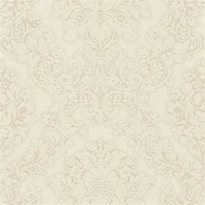 Arthouse Vintage Vicenza Damask Wallpaper Cream (270400 ...