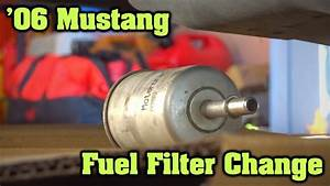 Replace Fuel Filter For 2006 F250