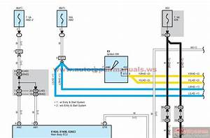 Toyota 2006-2012 Full Electrical Wiring Diagram