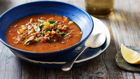 home plans with large kitchens cooker moroccan harira soup recipe food