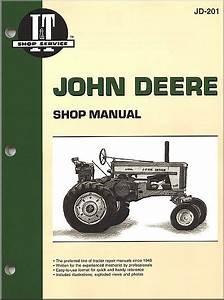 John Deere Tractor Repair Manual 720  730 Diesel  40  320
