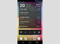 Neat Calendar Widget Download und Installation Android