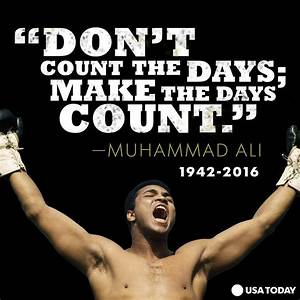 30 of Muhammad ... Fight Boxing Quotes