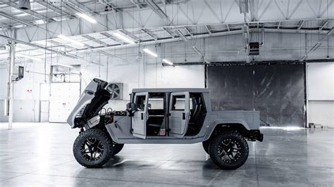 Spec Automotive by Mil Spec Automotive Hummer H1 Priced From Rm960k Before